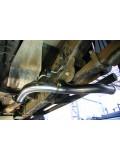 Sortie latérale et orientable après filtre à particules échappement Ford Ranger 2L2 et 3L2 (avant 2016)