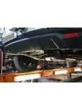 Tube arrière échappement Dacia Duster 4X4 Diesel phase 1
