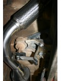 Sortie latérale HDJ80 1990 à 1998 à partir du turbo