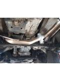 Décatalyseurs et tubes de liaison 2/1 avec résonateurs Toyota FJ Cruiser