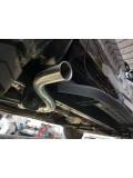 Sortie latérale et orientable après catalyseur, Ford Ranger Raptor 2.0L TDCI (2020-)