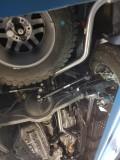 Intermédiaire sans silencieux + sortie arrière (embout poli), après catalyseur, Ford Ranger Raptor 2.0L TDCI (2020-)